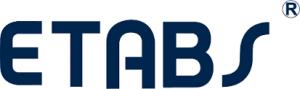 Logo del software ETABS